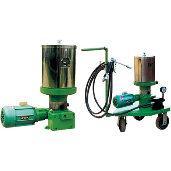 DB、DBZ型单线干油泵及装置