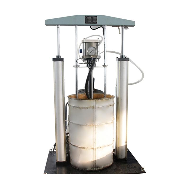 HRGZ一8双立柱气动润滑泵